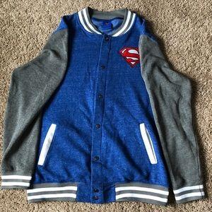 DC Comics Boys Superman Jacket